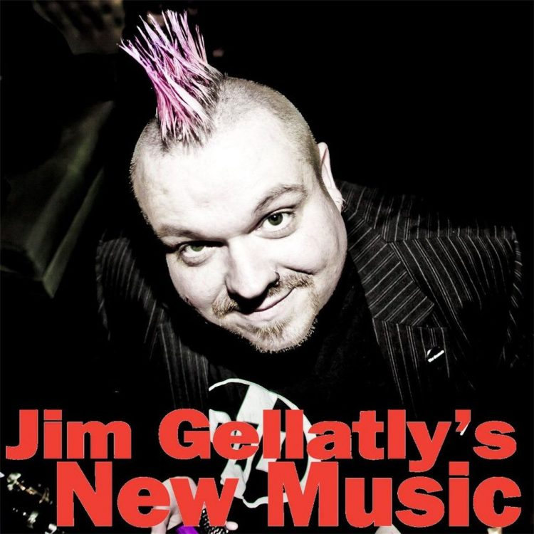 Jim Gellatly's New Music episode 309