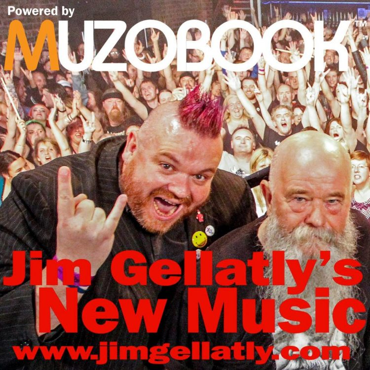 Jim Gellatly's New Music - The Godfather Of Rock