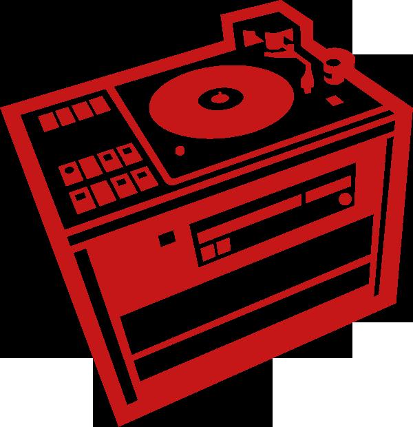 Radio Magnetic Logo (Transparent)